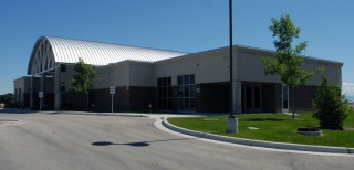 Caldwell Airport Terminal Building