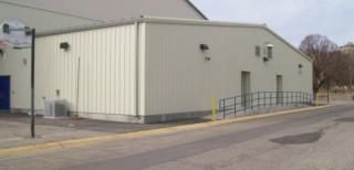 Hillside Junior High Locker Room Addition