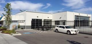 Tenant Improvement Auto Garage